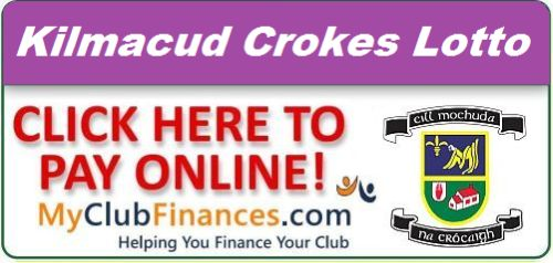 Kilmacud Crokes Lotto - Play Online