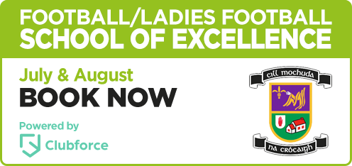 Football/Ladies Football School of Excellence