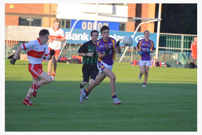 U15 - Win Dublin League Title