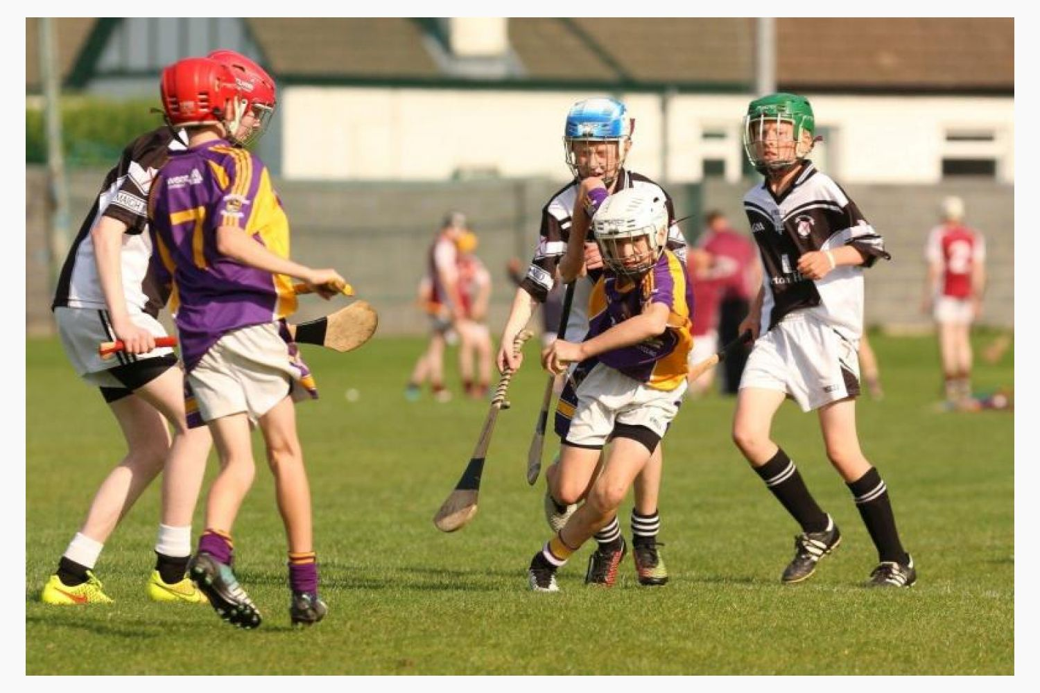 2015 7's - Crokes win Under 13 Competition