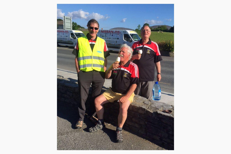 M2M 2016 - Day 1 - Donie's Diary, Brendan's Blog | Kilmacud Crokes