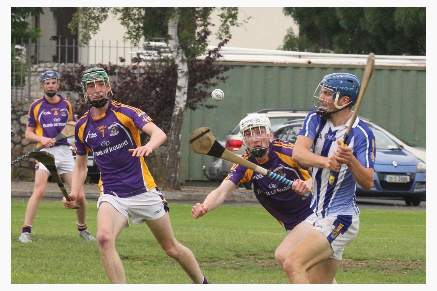 Minor A Hurlers lose out to Boden