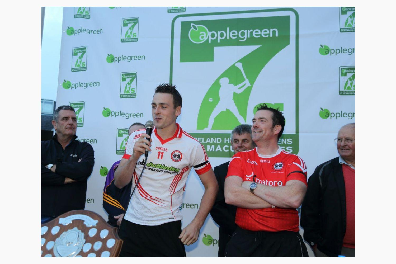 Applegreen All Ireland Hurling 7s - Shield Competition News