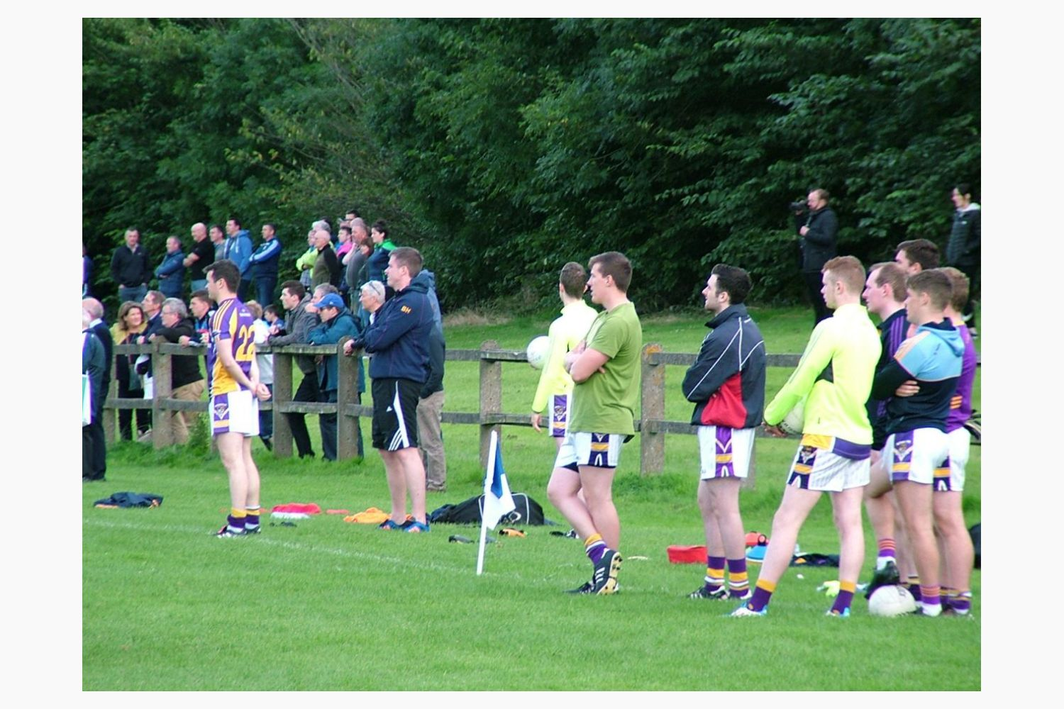 Joy Cup Final- KC Crokes v Round Towers