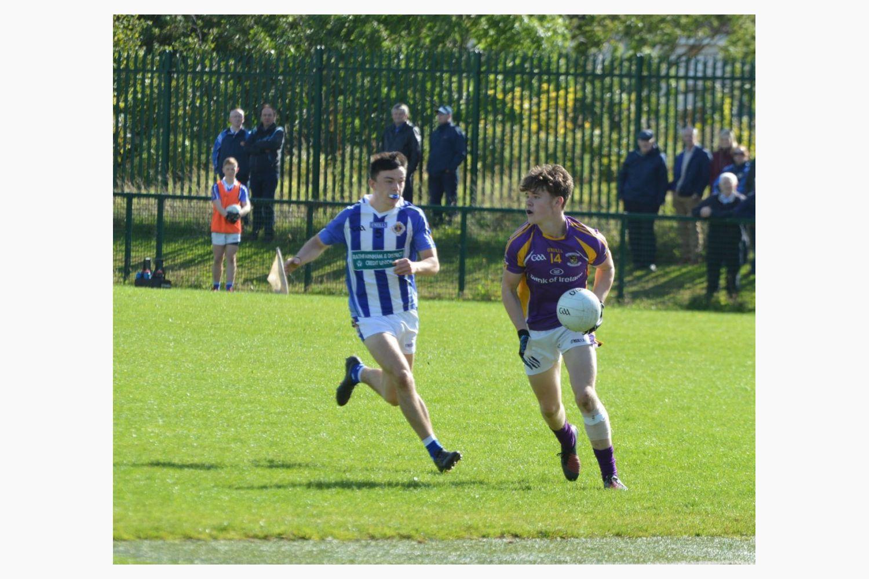 KC Minor A v Ballyboden - Championship