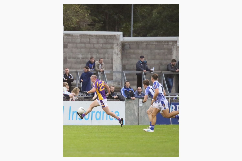 Kilmacud Crokes v Ballyboden - Championship