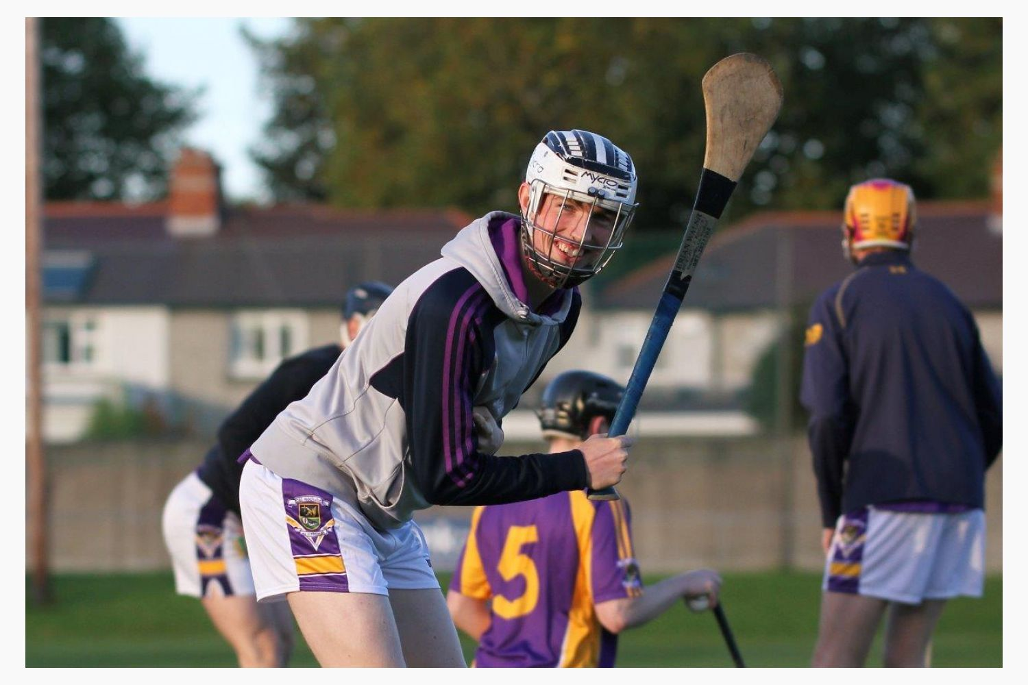 Junior C Hurlers end season with a draw