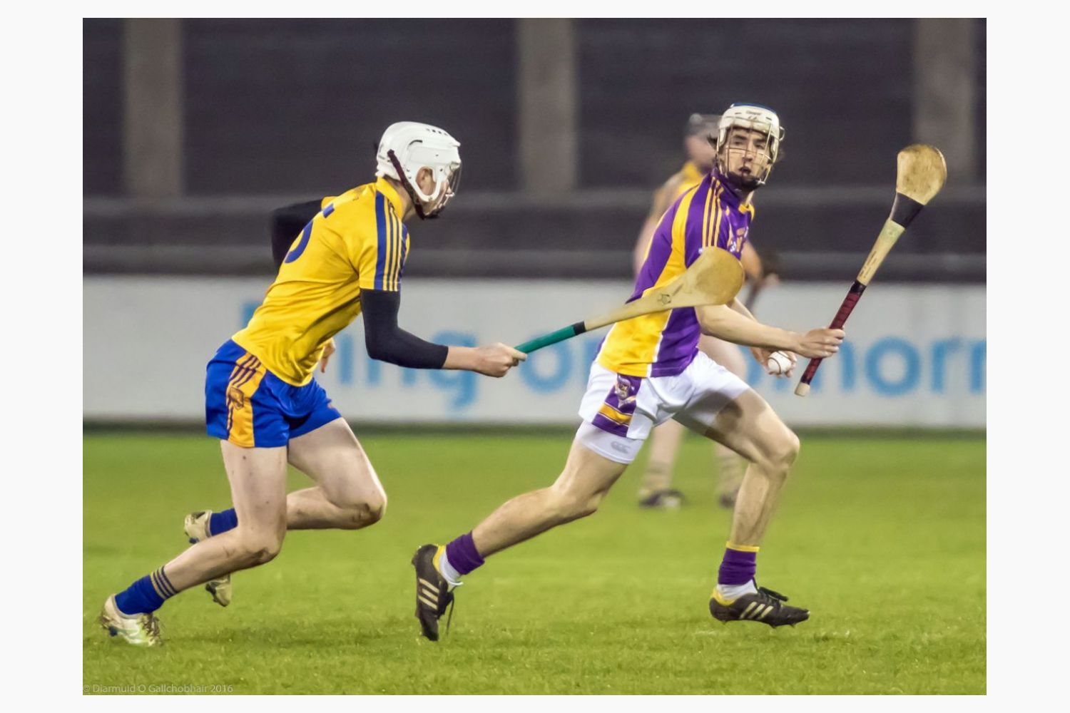 U21 Final - Crokes v Na Fianna 11 Dec @4:30pm Parnell Pk