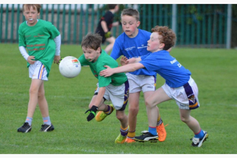The Kilmacud Crokes Hurling & Football Nursery is back!