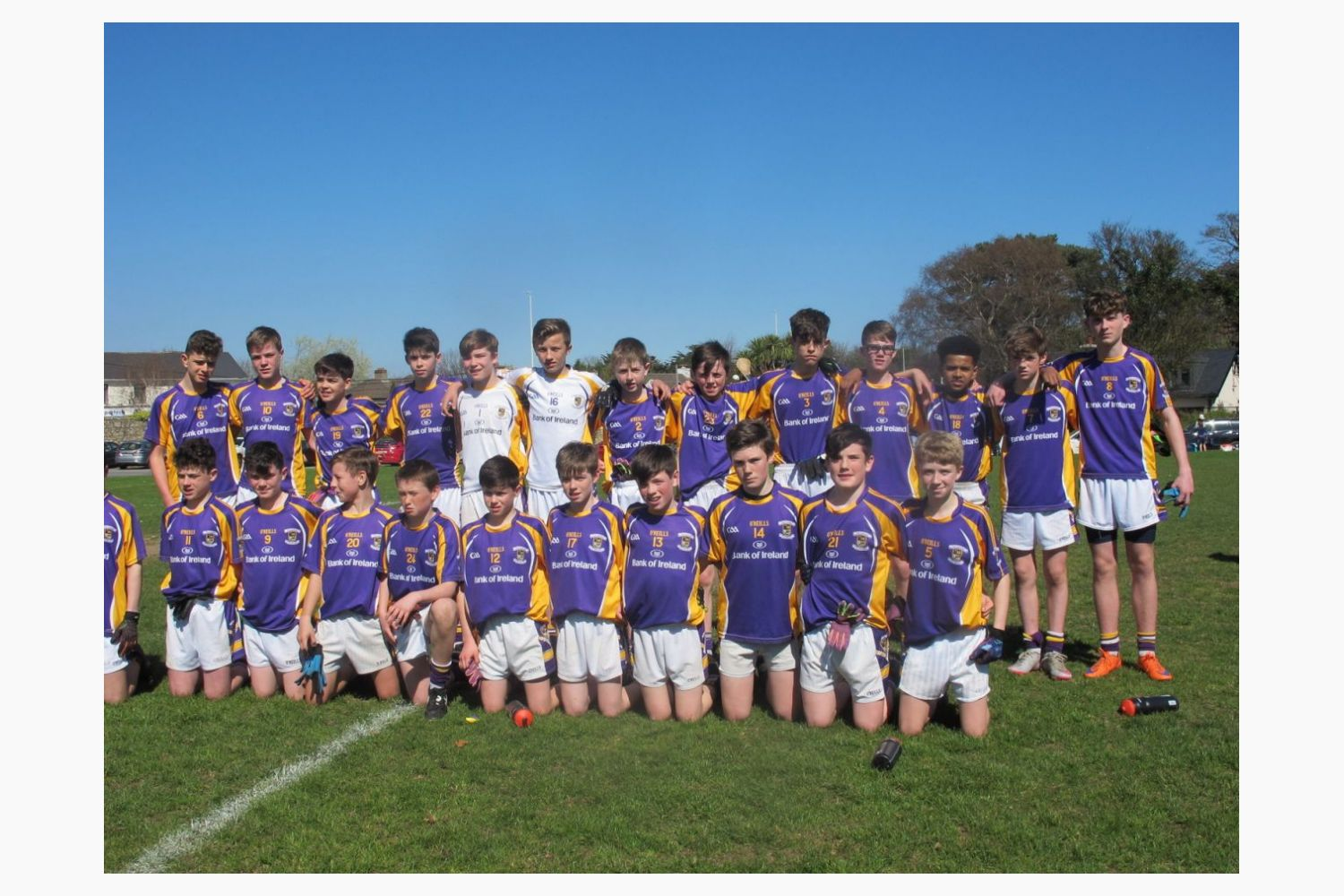 Féile Football - Photographs