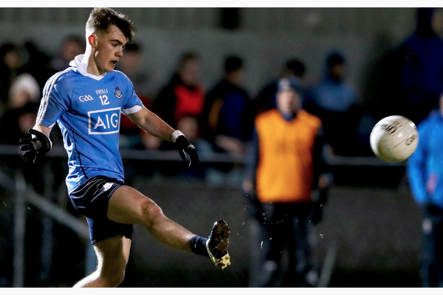 Good Luck Dublin U21 V Galway in All Ireland Final