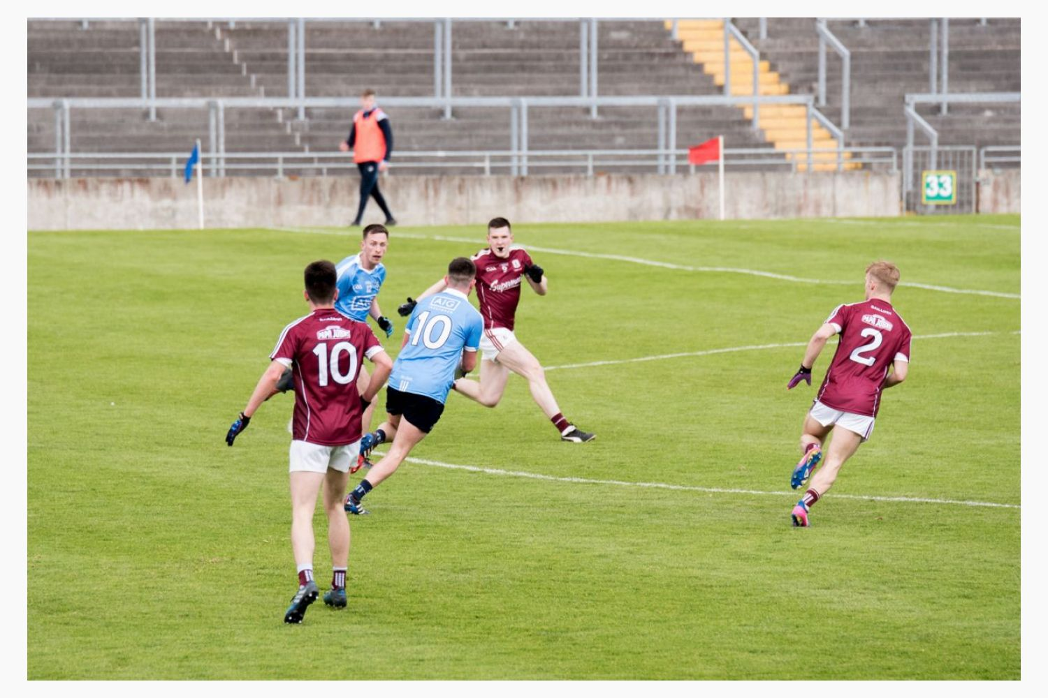 Congratulations to the Dublin U 21 Team - 6 Kilmacud Crokes players  (Photographs added)