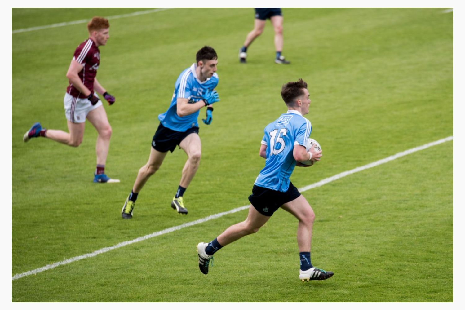 Congratulations to the Dublin U 21 Team - 6 Kilmacud Crokes players