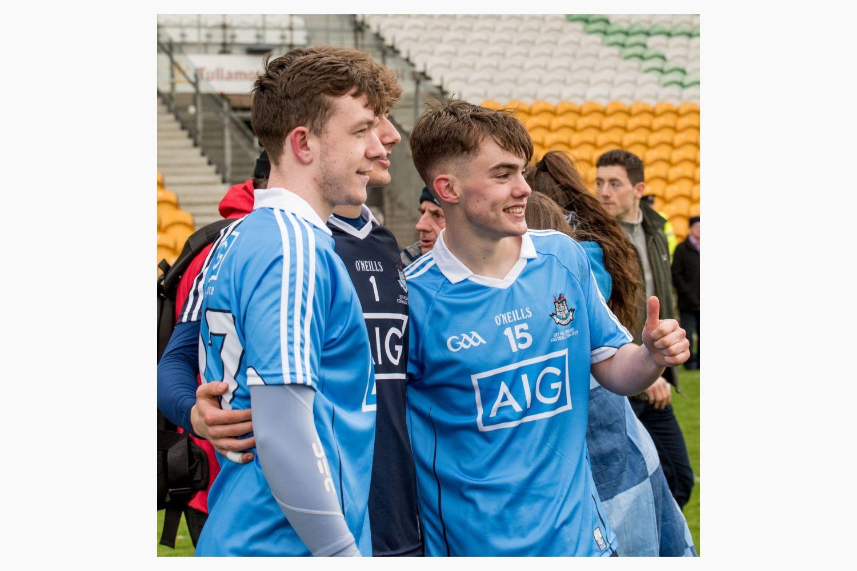 Congratulations to the Dublin U 21 Team - 6 Kilmacud Crokes players