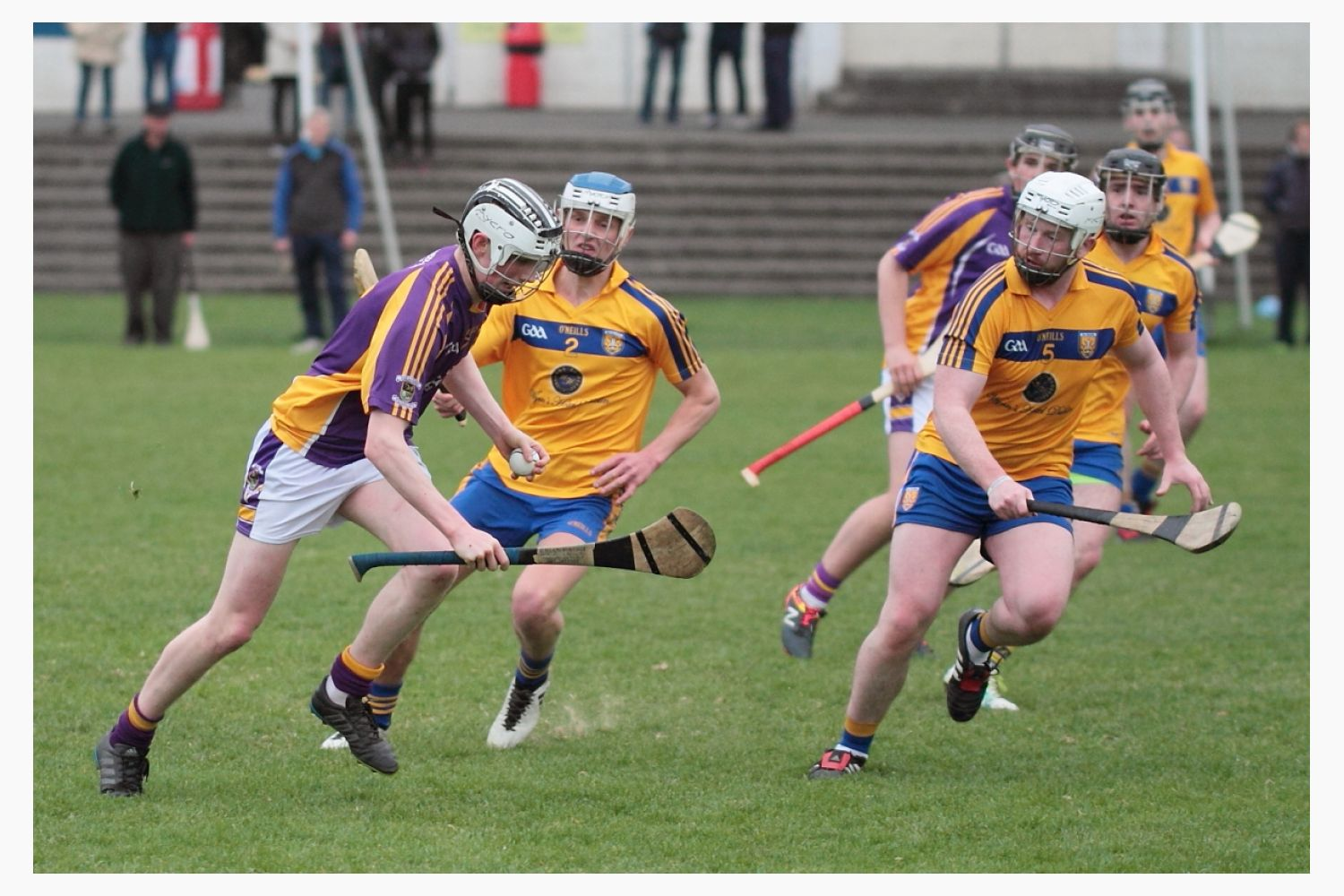 Mixed fortunes for Adult Hurling Championship Teams