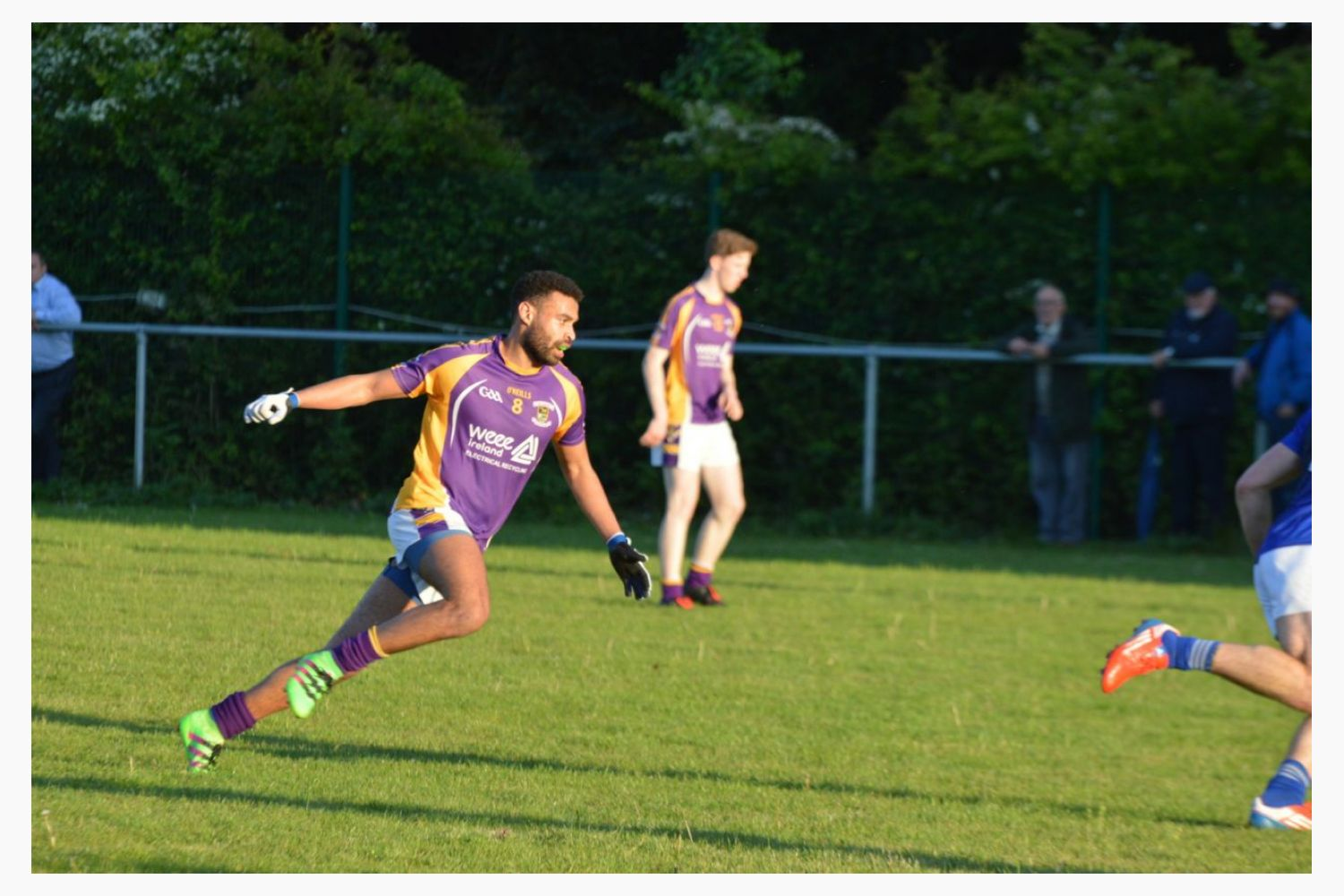 Kilmacud Crokes V Round Towers - Replay