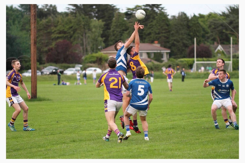 Seniors draw against Skerries
