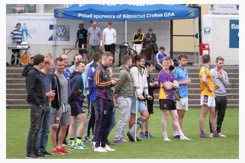 Gerry Collins Tournament Final
