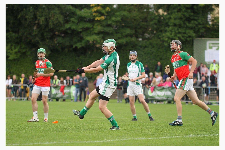 Applegreen All Ireland 7's Shield Final