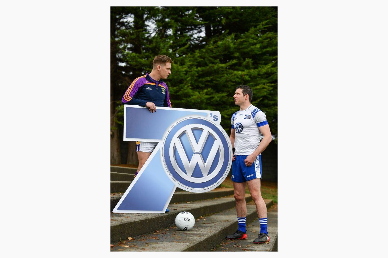 Volkswagen All-Ireland Senior Football Sevens Launch