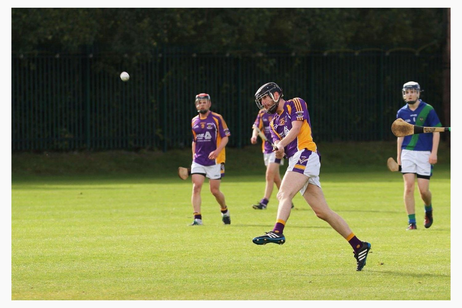 Another good win for Junior Hurlers in AHL 6