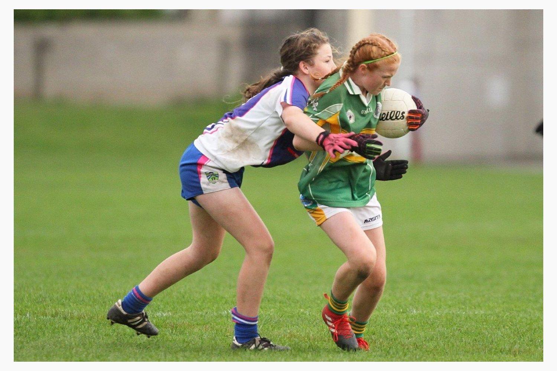 Chill All Ireland U14 Ladies Football 7s Cup Final
