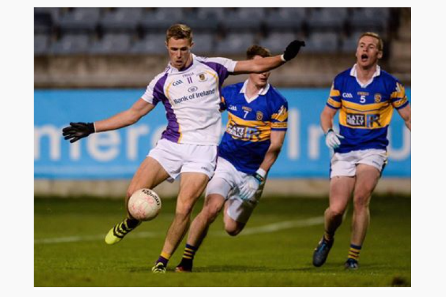 Kilmacud Crokes Senior Footballers make it into County Championship Semi Final