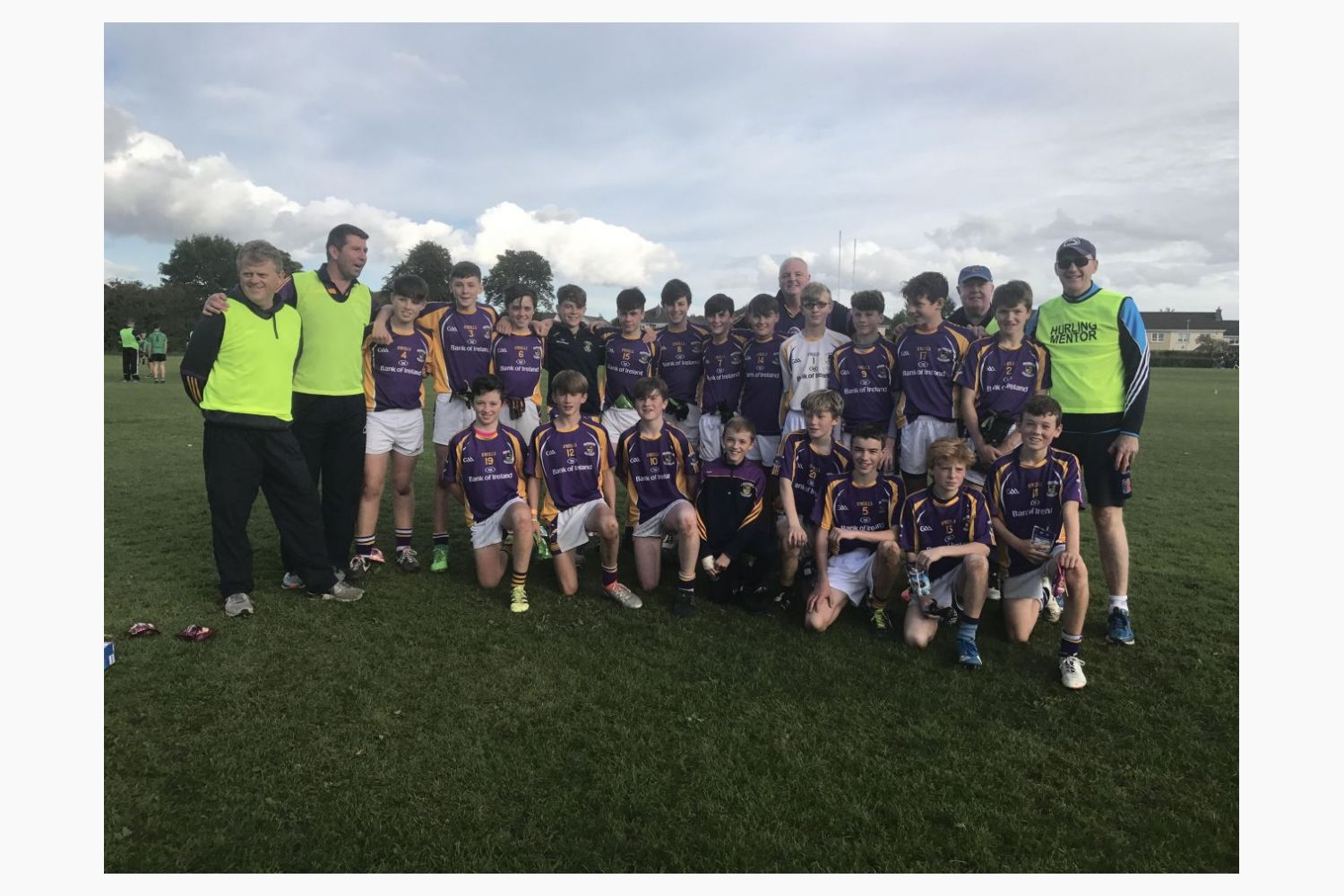 U13A League Win