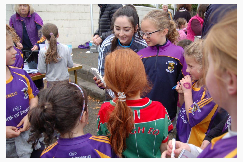 Fun Run with Brendan and Our Dublin Ladies