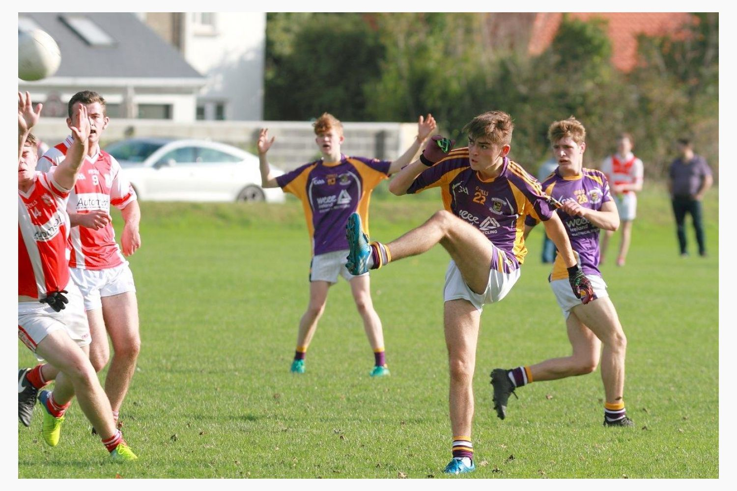Minor Ds beat Cuala in Quarter Final