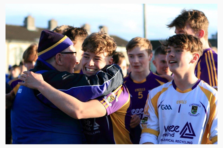 U16A Win County Championship