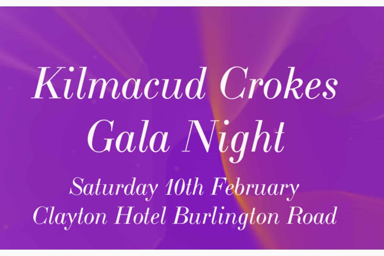 Kilmacud Crokes Gala Night 2018 Feb 10th - Get Your Tickets