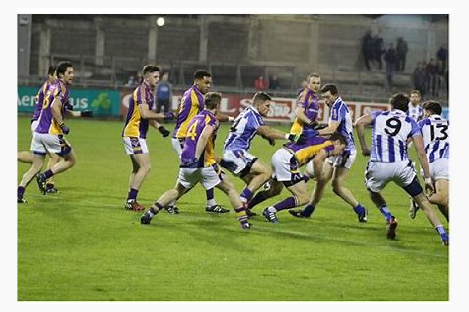 Kilmacud Crokes Announces New AFL1 Senior Football Management Team