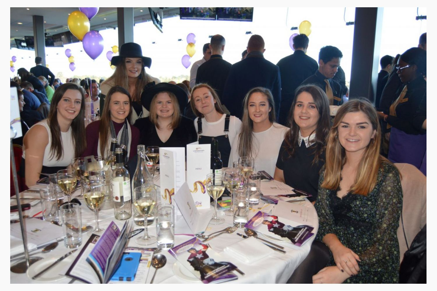 2017 Lexus Race Day at Leopardstown