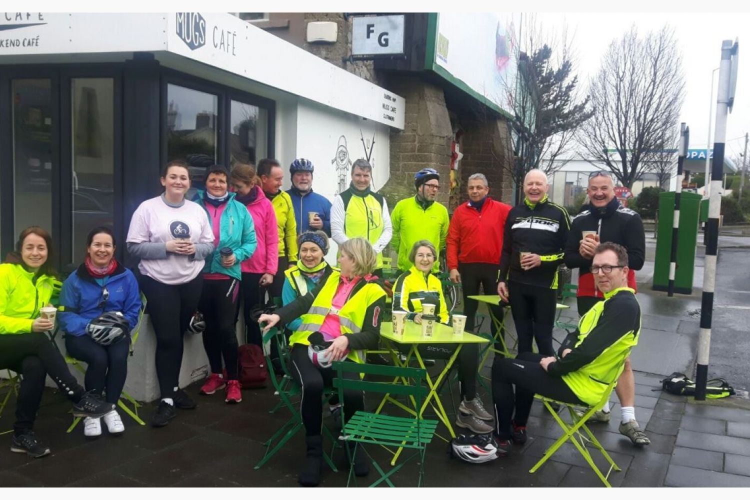 KickStart Crokes 0 to 50km cycle  2018 - Training Underway