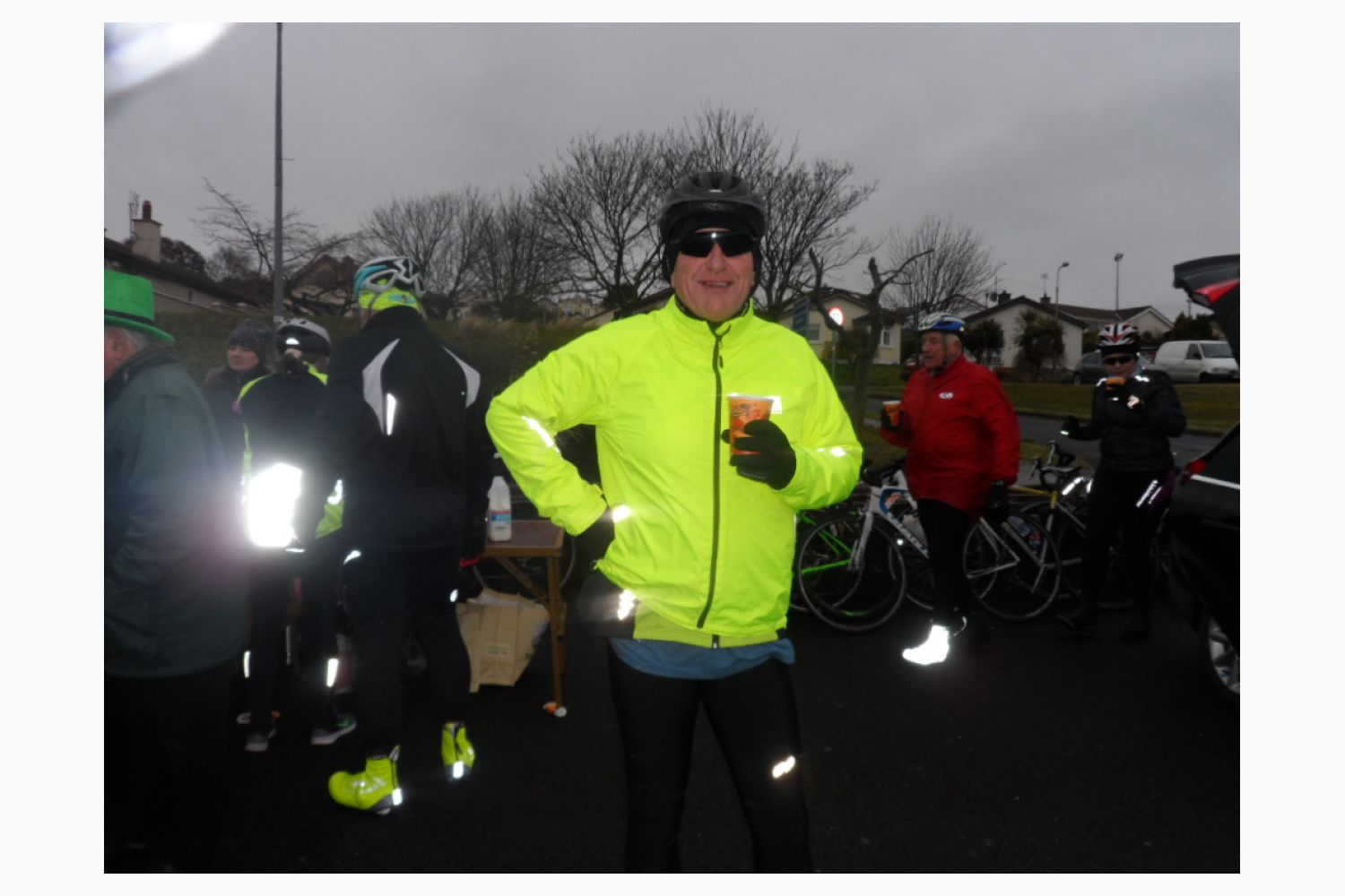 Annual St Patricks Day Cycle In Support of Laura Lynn - Saturday March 17th 2018