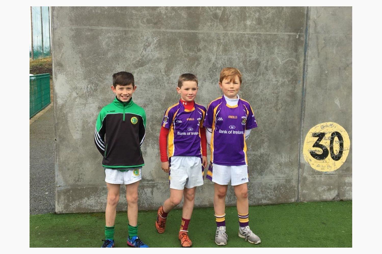 O Tooles GAA Annual Wall Ball challenge