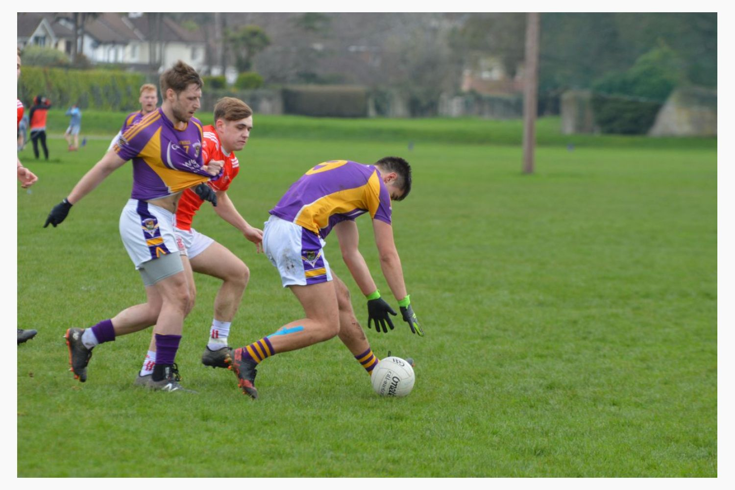 Great Opening Adult Football Championship Weekend For Kilmacud Crokes