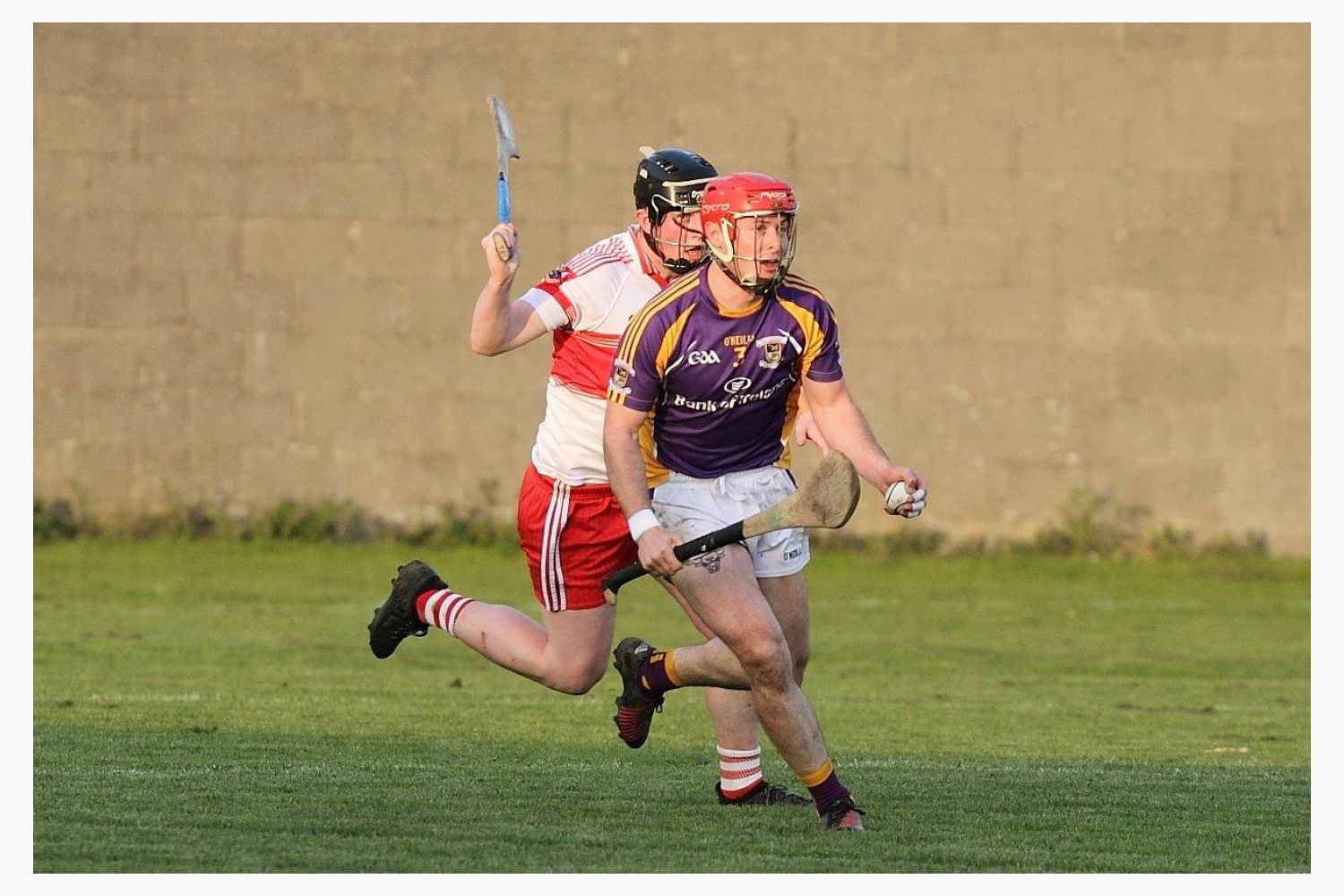 Senior A Hurlers vs Whithall in Championship