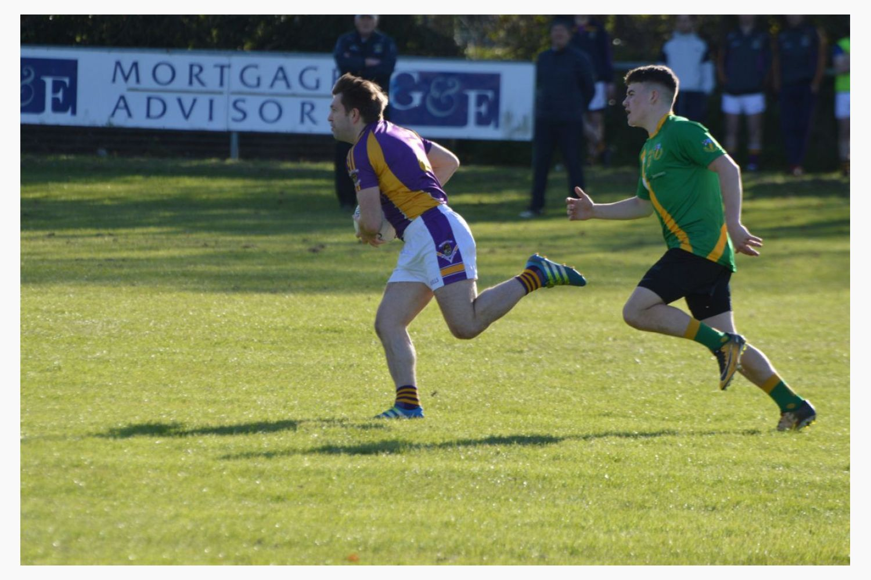 Kilmacud Crokes V Thomas Davis - Intermediate Championship