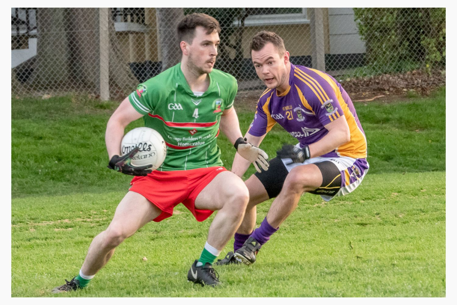 Collection of Photo's from League Fixtures AFL1 V Thomas Davis & AFL3 V Naomh Barrog