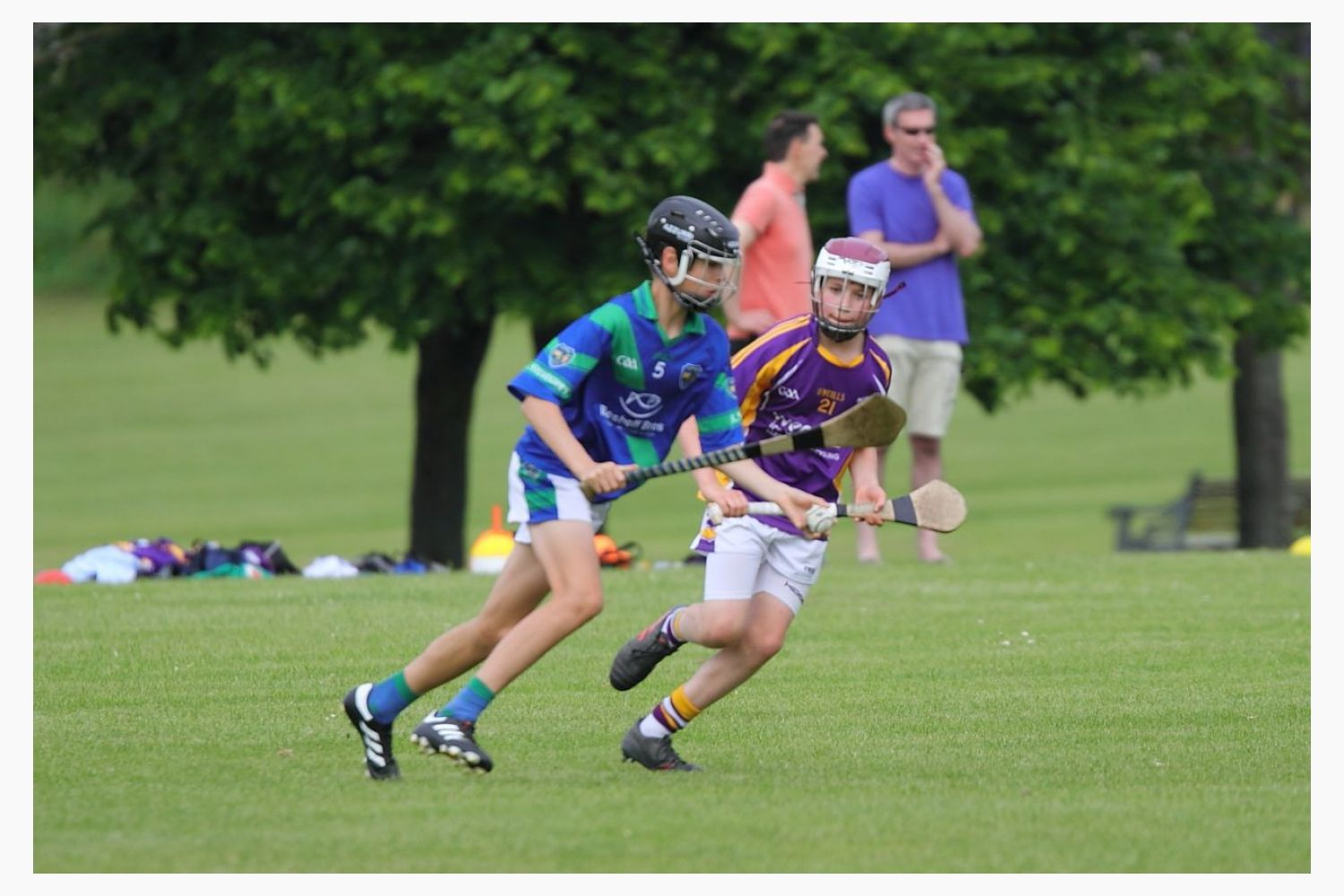 U13B Lose out to St Sylvester