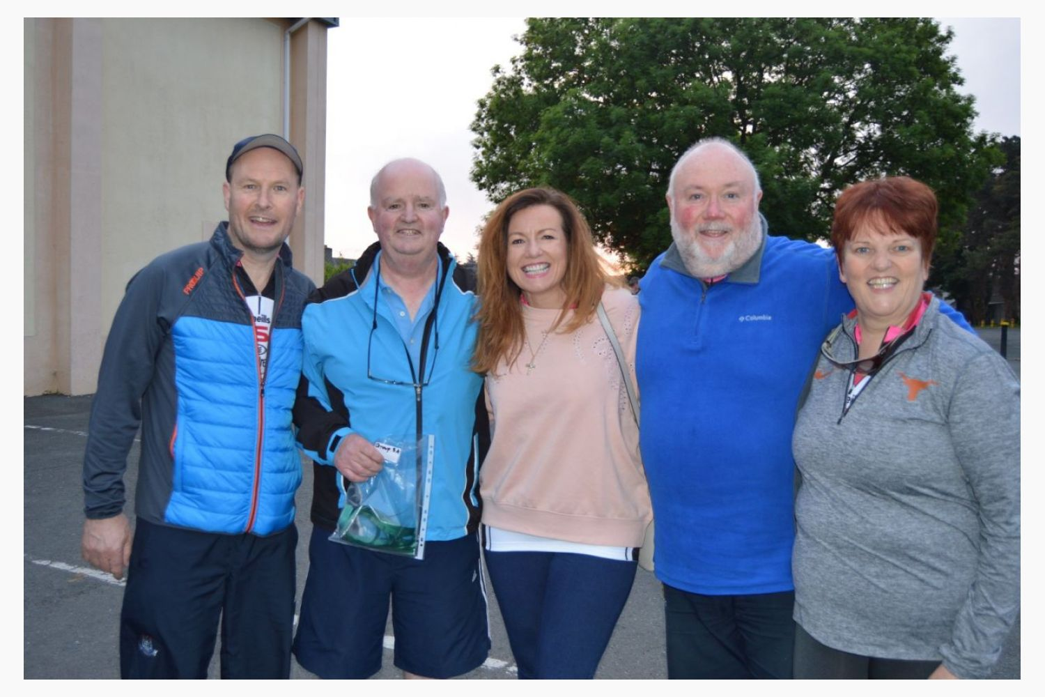 M2M 2018 - Photographs and Donie's Diary