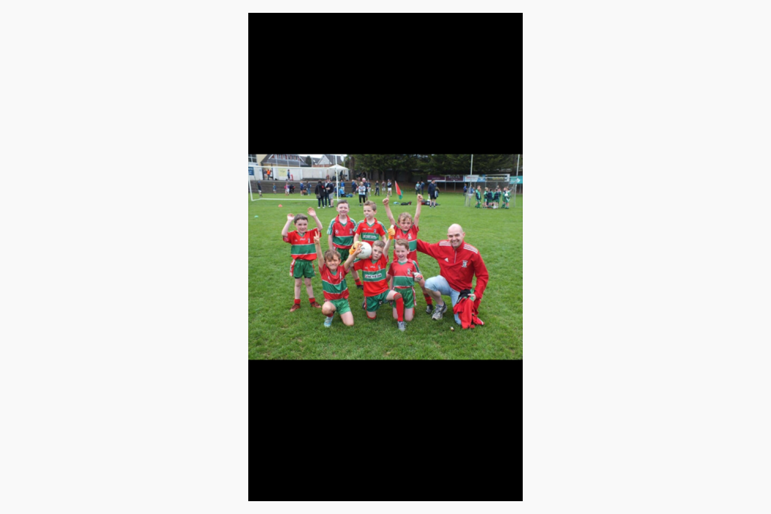 Under 8's Intercounty blitz  Sunday 27th May Parc De Burca