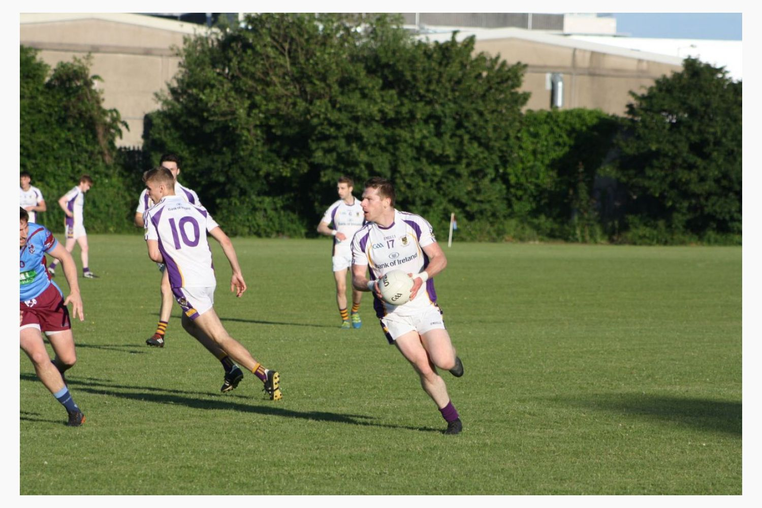 AFL1 League Game Kilmacud Crokes V Olaf's