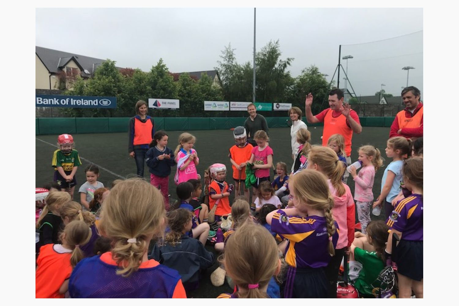 Camogie Blitz - 2nd June 2018