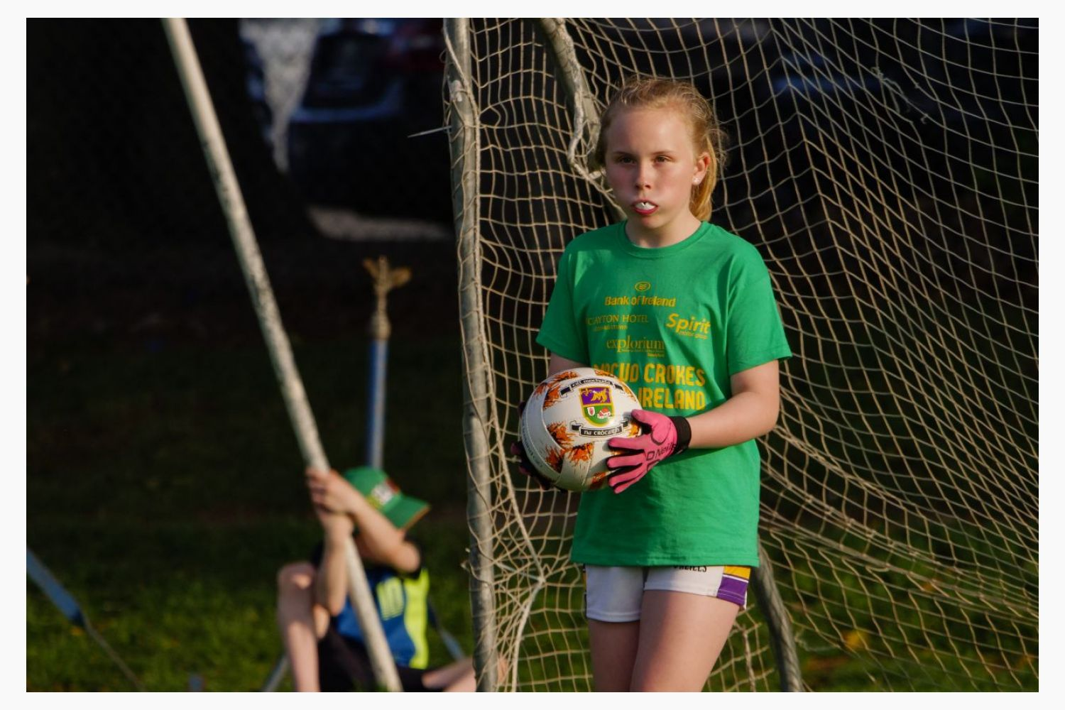 Photos from Mini All Ireland Camogie and Ladies Football Finals