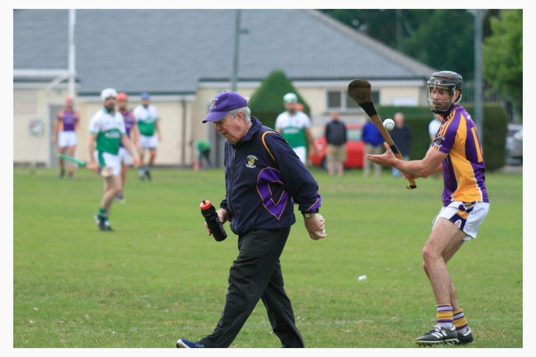 Senior A Hurlers vs O Tooles in League challange