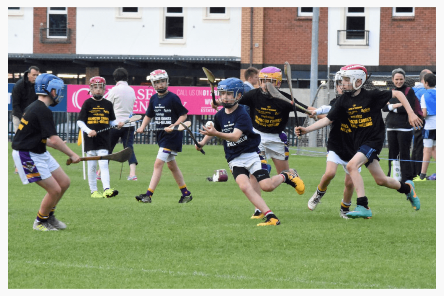 Photos from Mini All Ireland Hurling Finals