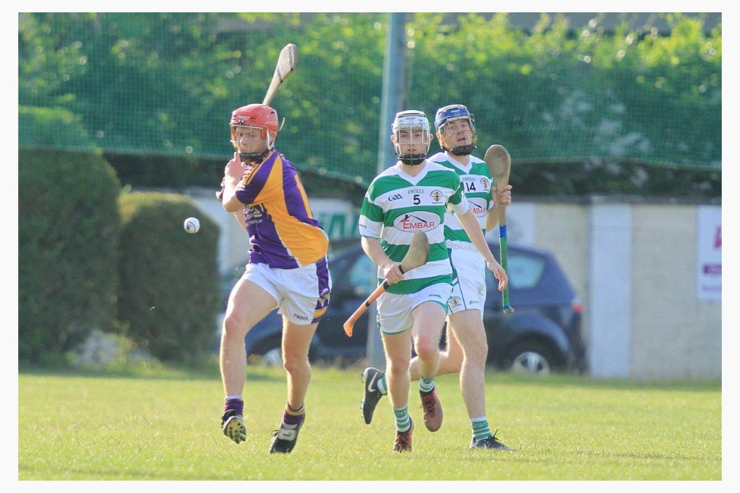 Senior B Hurlers vs Round Towers in Championship